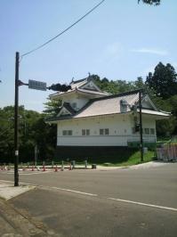 バイク旅(青葉城)4