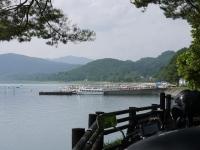 バイク旅(田沢湖)