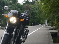 バイク旅(角館)