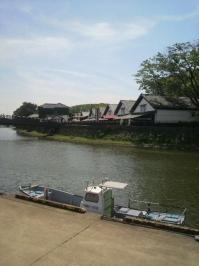 バイク旅(山居倉庫)