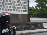 バイク旅(兼六園)