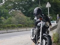 バイク旅(出雲大社)