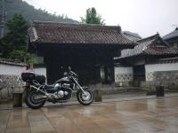 バイク旅(津和野)