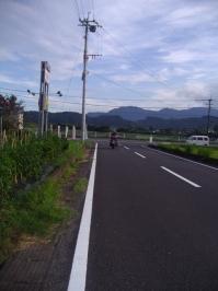 バイク旅(鹿児島県姶良市)ゴール