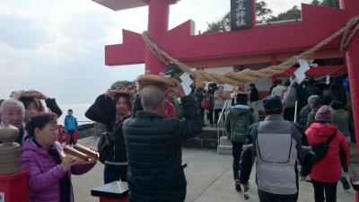 釜蓋神社鳥居