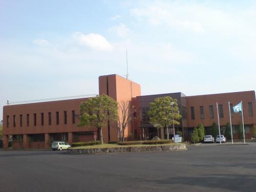 センター庁舎