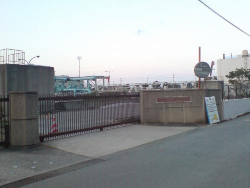 下流浄化センター施設
