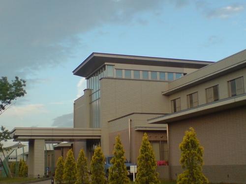 建物は新しく綺麗。