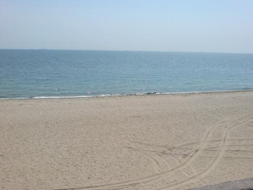 松江海岸南西方向