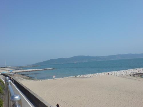 松江海岸南東方向