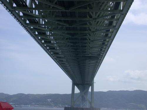 橋下は海抜40mと言ったっけ