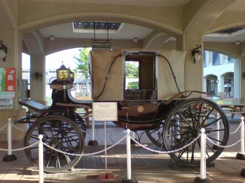 皇室用馬車