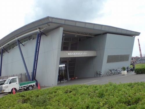 海洋文化センター建物
