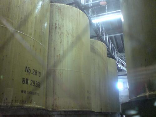 製造タンク