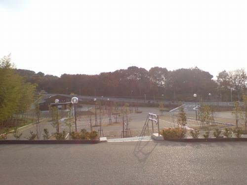 駐車場ときのこの施設