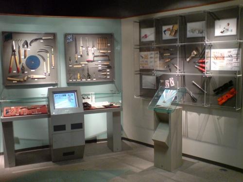 一階展示室