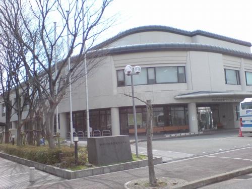 加古川総合保険センターエントランス・外観