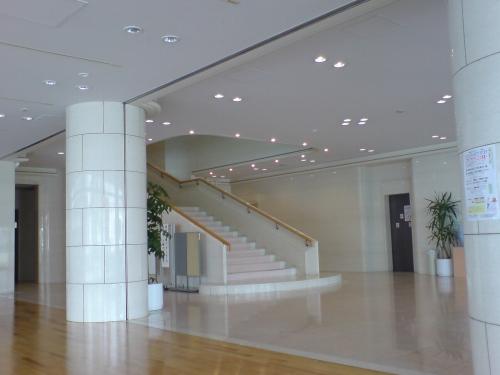加古川総合保険センター・ロビー