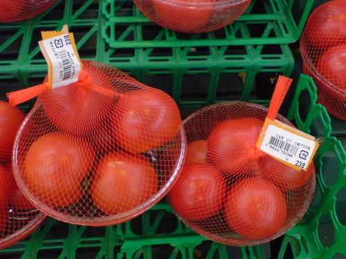スーパーでも売ってるけどこの頃のトマトはレベル高いなぁ