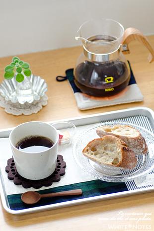 おうちカフェごっこ。