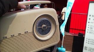 ラジオくん 東北へ