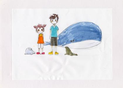 みどり東京・地球温暖化防止キャンペーンアニメ企画書(桜映画社)提出ボード No.4