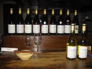 シャトー酒折のワイン