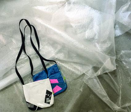 ARUMO リメイクバッグ