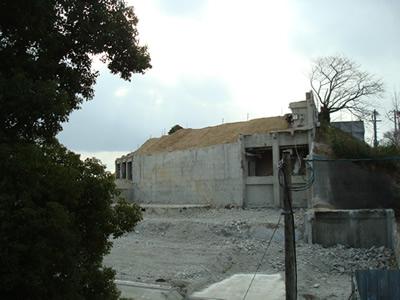 2008/12/31 元TNC放送会館