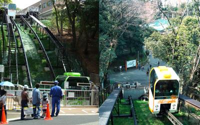 福岡市動植物園 連絡モノレール