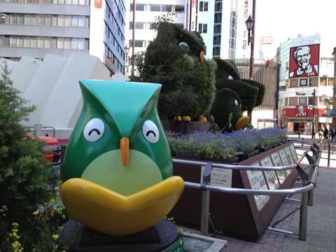のんちゃん上京する-池袋