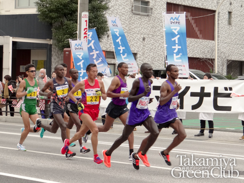 福岡国際マラソン2015