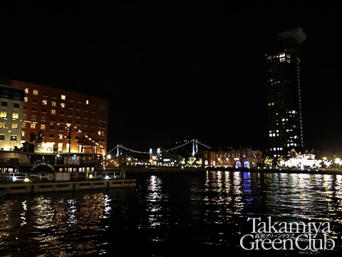 門司港レトロ 夜景
