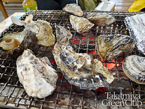 20160123糸島牡蠣小屋マルハチ