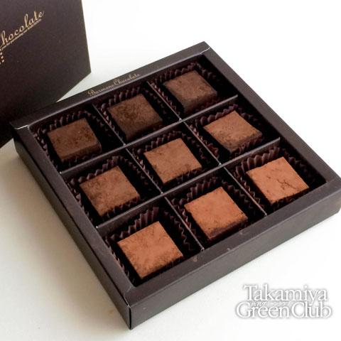 バーマンズチョコレート