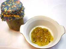 那須 森の手作りジャムのご紹介 キィウィージャム♪(手作りジャム、手作りくんせいを製造販売中、ショコラティエ・サンク那須店)