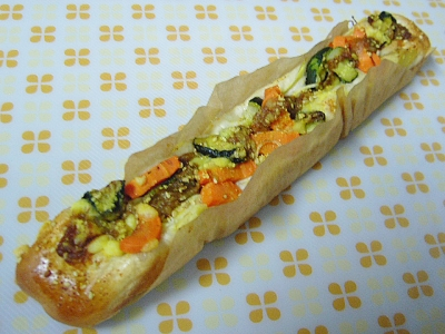 野菜カレーゲヴュルツ
