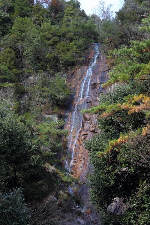 妹背の滝1