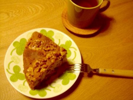 大きいりんごケーキ
