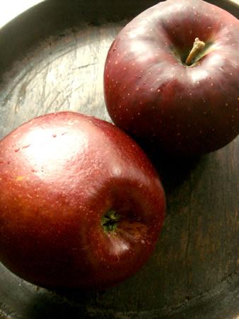 原さんの秋映りんご
