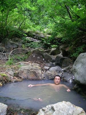 温泉入浴1