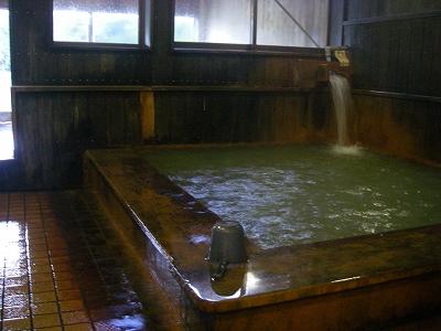 宝寿温泉内湯