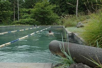 温泉大プール