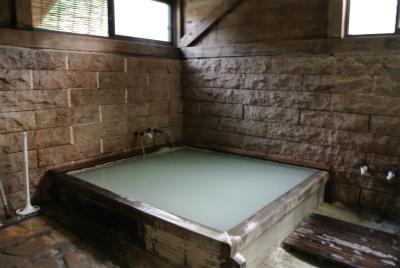 温泉寺浴室