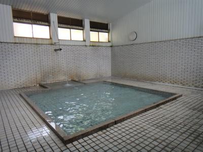 上乃湯浴室