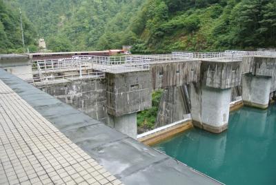 仙人ダム2