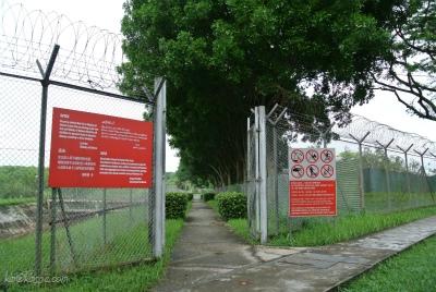 センバンワン温泉ゲート