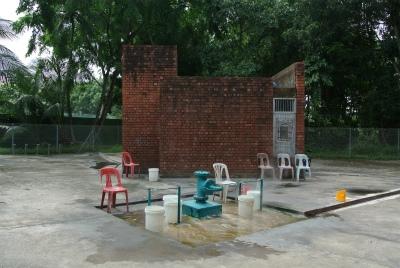 センバンワン温泉中央