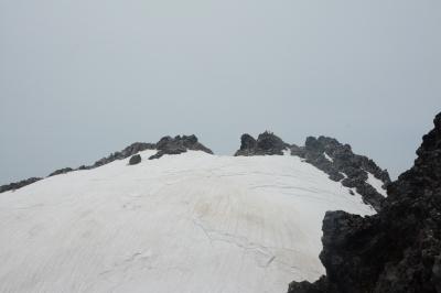 鳥海山新山