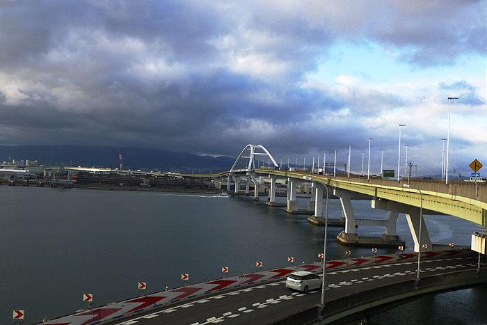 阪神高速湾岸線中島